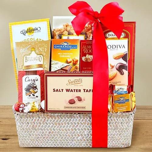 Ghirardelli Extra Chocolate Indulgence Gift Basket Sweepstakes