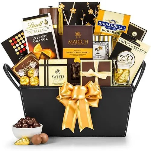Ghirardelli Chocolate Luxury and More Collection Gift Basket Sweepstakes