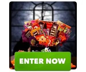 Reese's Spooktacular Sweet & Treat Halloween Gift Box Sweepstakes