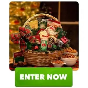 Old-Fashioned Holiday Fudge Celebrations Gift Basket Sweepstakes