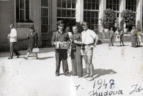Kudowa Zdrój rok 1947