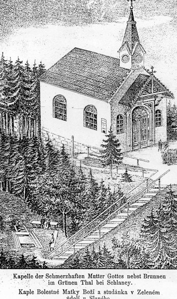 Źródełko Marii w Kudowie Zdroju