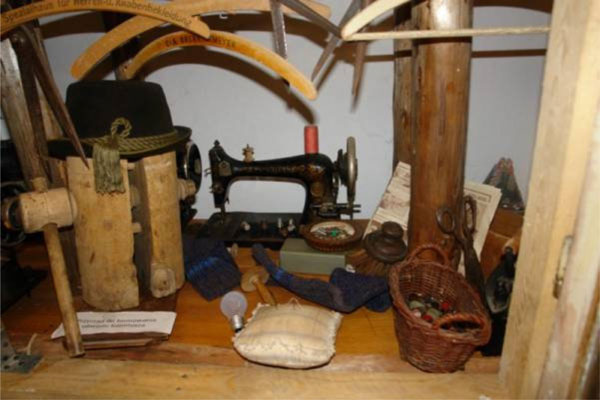 Muzeum dawnych rzemiosł kudowa