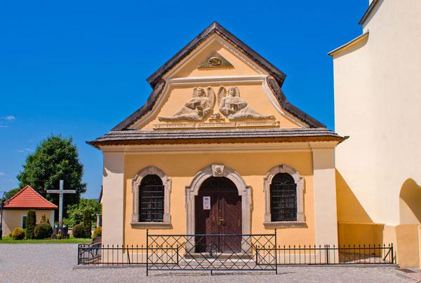 Kaplica Czaszek w Kudowie Czermnej