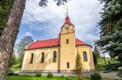 Kościół Rzymskokatolicki pod wezwaniem Narodzenia NMP w Słonem
