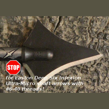 KP100MC Broadhead