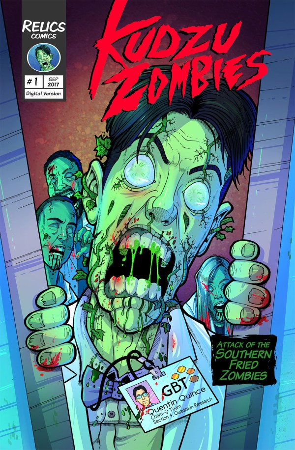 Kudzu Zombies Issue #1