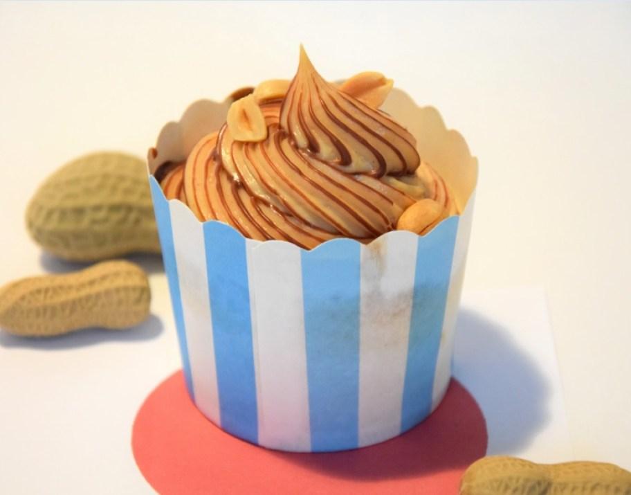 Erdnusscupcakes B4