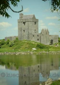 Dunguaire Castle Nähe Kinvarra (1)