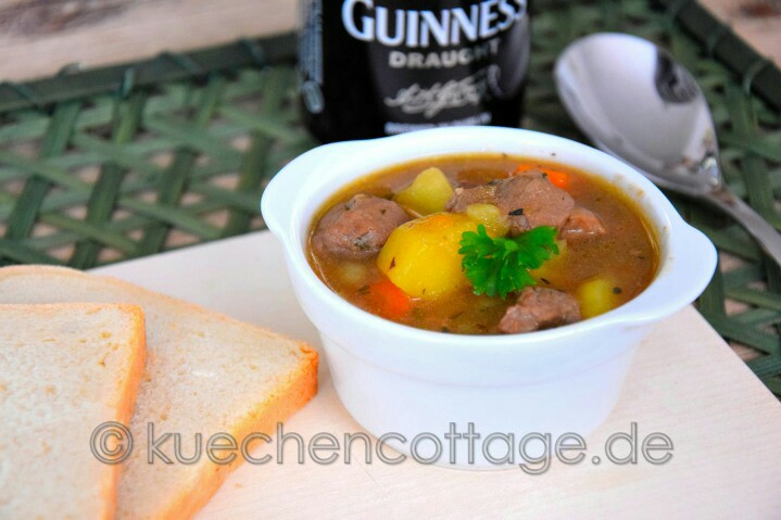 Irish Stew mit Guinness