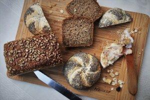 Tefal Brotmesser verschiedene Brotsorten schneiden