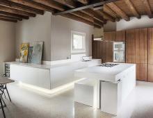 Designer Küche von Simona Piva, Italien