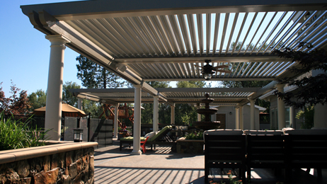 american louvered roof systems kuert