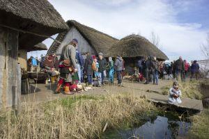 8. Frühjahrsmarkt in Haithabu @ Wikingermuseum Haithabu