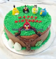 toko kue ultah angry birds