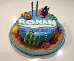 kue ulang tahun ikan nemo jakarta