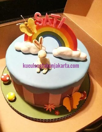 cake ultah anak di Jakarta Pusat