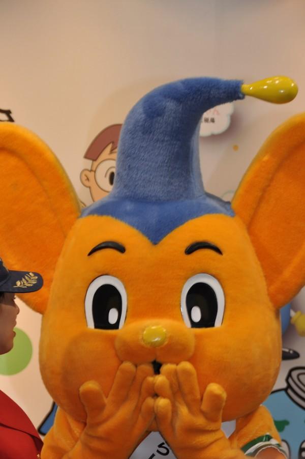 Pipo-Kun(Tokyo International Anime Fair 2009)