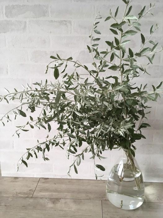 ロシアンオリーブ生花