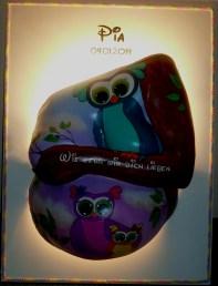 Sweet Owl Family