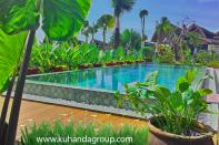 Kolam Renang Di Pangrango Vila Vimala Hills Bogor