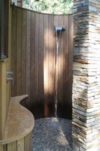 shower outdoor kolam renang