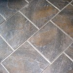 pattern concret Slate Tile