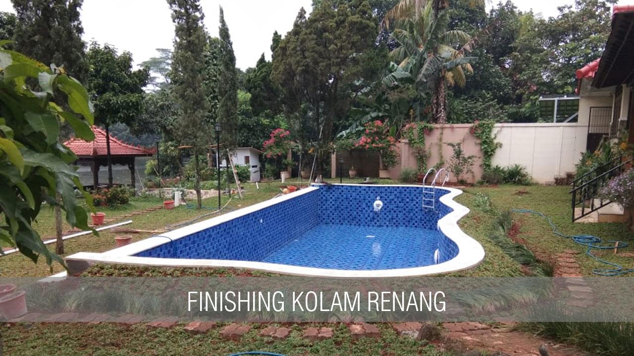 Finishing-Kolam-Renang
