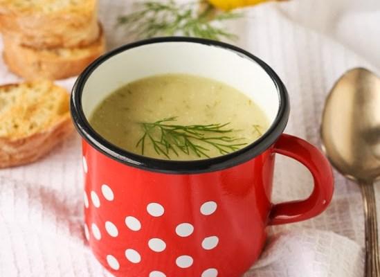 Krem čorba od celera / Celery cream soup