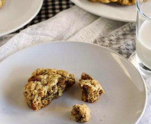Keks od ovsenih pahuljica / Oatmeal cookies