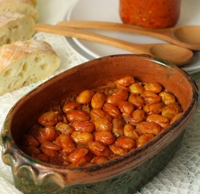 Prebranac / Domestic baked beans