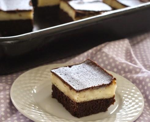 Ledene kocke / Ice cube cake