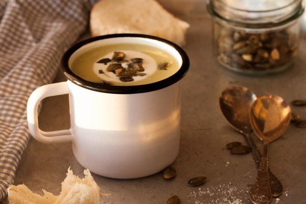 Čorba od brokolija i celera / Broccoli and celery soup