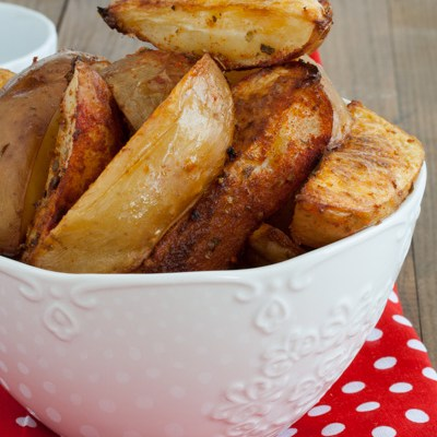 Domaćinski krompir / Rustic potatoes wedges