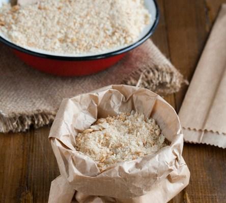 Domaće prezle / Homemade bread crumbs