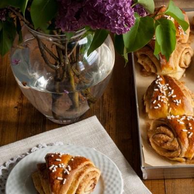Cimet pužići / Cinnamon snails rolls