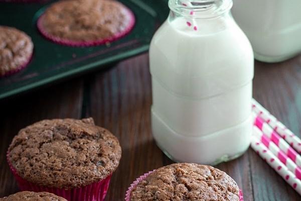 Čokoladni mafini / Chocolate muffins