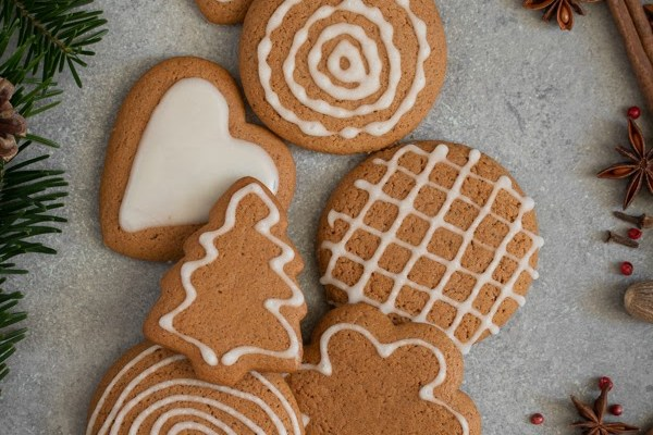 Medenjaci / Gingerbread cookies