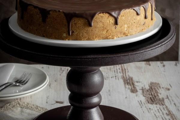 Torta od mlevenog keksa / Ground biscuit cake
