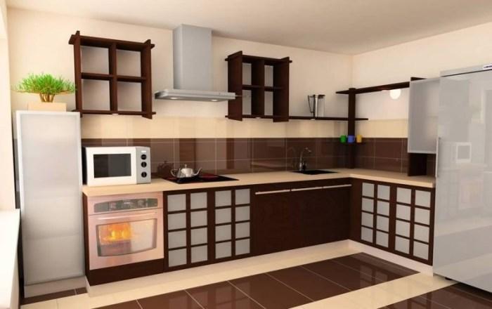 Техника на кухне в китайском стиле