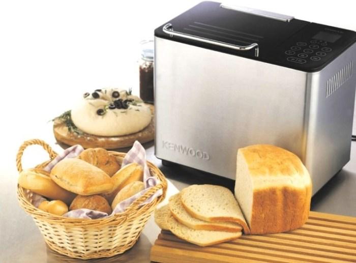 Хлебопечь марки Kenwood