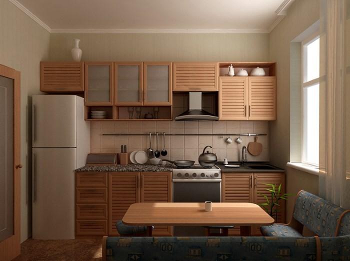 Кухня 9 кв. м.