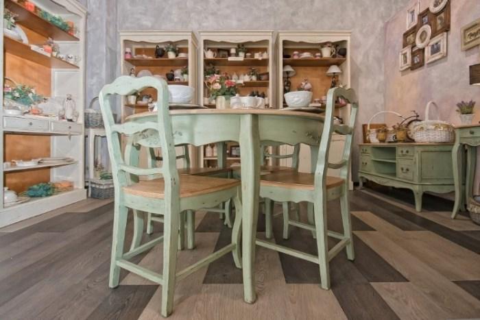 Китайская мебель в стиле прованс