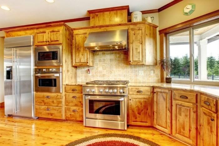 Обновленная кухня