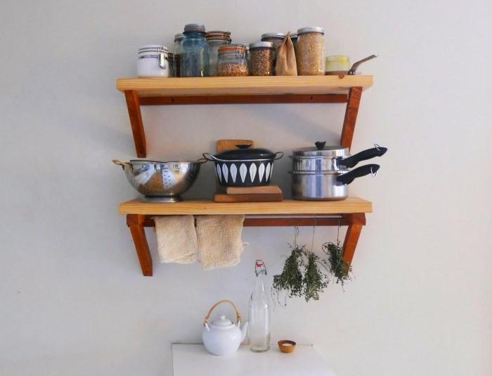 Кухонная полка