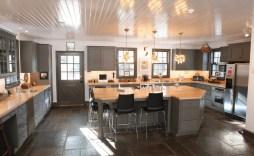 Галерея кухонь в стиле эклектика, часть 4