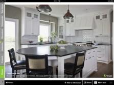 Галерея кухонь в классическом стиле, часть 2