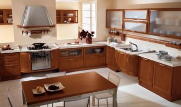 Галерея кухонь компании Lube, Италия, часть 3