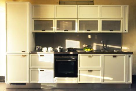 Галерея кухонь компании Scavolini, Италия