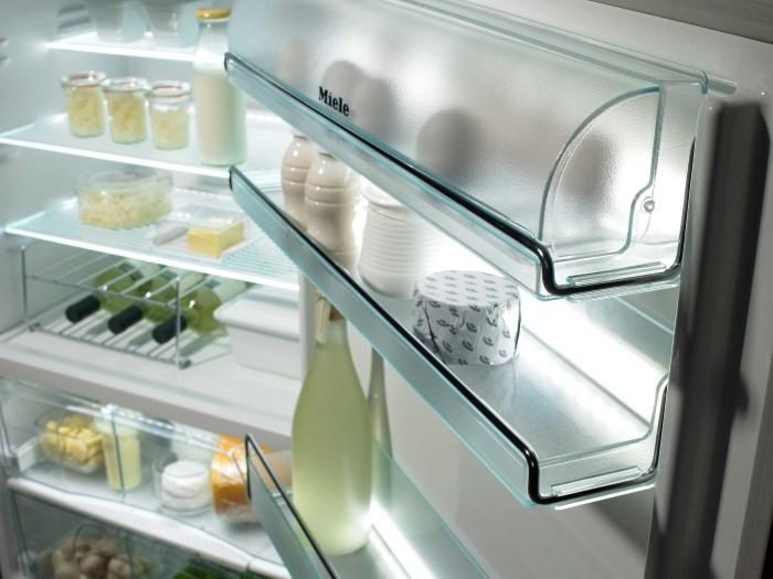 Освещение в холодильнике